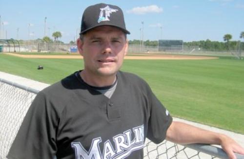 Pierre Arsenault, Marlins de Miami
