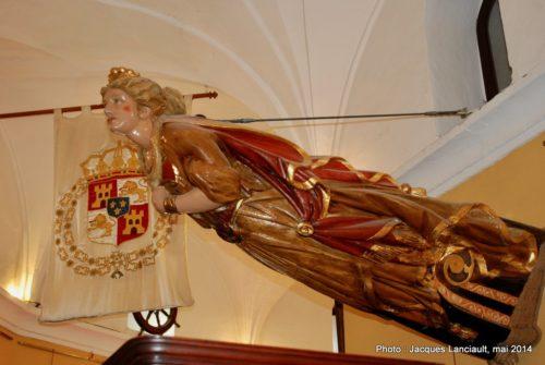 Musée de la Torre del Oro, Séville, Andalousie, Espagne