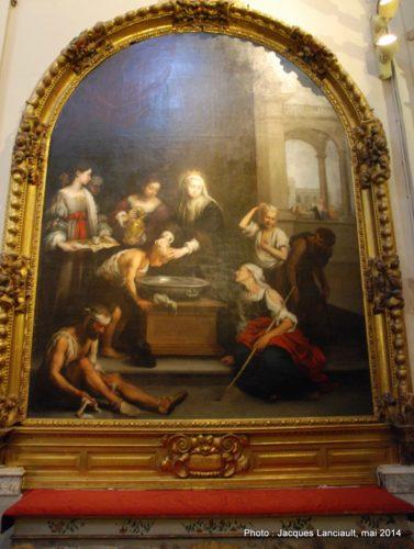 Église, Hospital de la Santa Caridad, Séville, Andalousie, Espagne