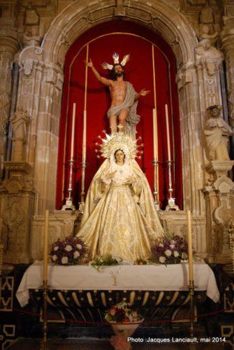 Cathédrale, Jerez de la Frontera, Andalousie, Espagne