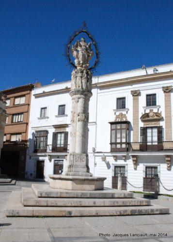 Monument de l'Assomption de Marie, Jerez de la Frontera, Andalousie, Espagne