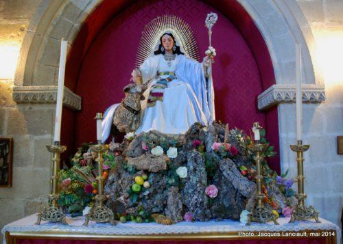 Divina Pastora de San Dionisio, Jerez de la Frontera, Andalousie, Espagne