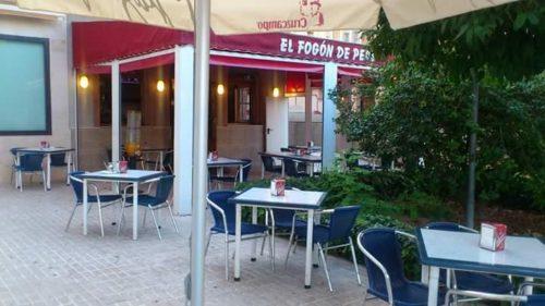 El fogón de Pepe, Jerez de la Frontera, Andalousie, Espagne