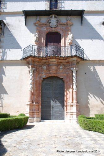 Jerez de la Frontera, Andalousie, Espagne