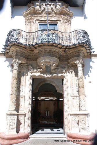 Casa palacio Bertemati, Jerez de la Frontera, Andalousie, Espagne