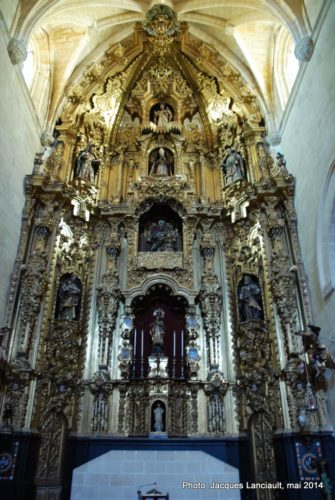 Iglesia de San Dionisio, Jerez de la Frontera, Andalousie, Espagne