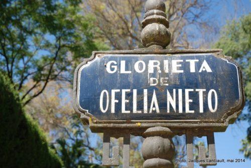 Parque de María Luisa, Séville, Andalousie, Espagne
