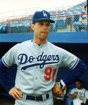 Marc Griffin, Dodgers de Los Angeles