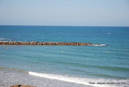 Playa Santa Maria, Cádiz, Andalousie, Espagne