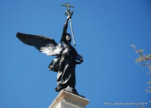 Monumento marqués de Comillas, Cádiz, Andalousie, Espagne