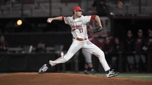 Conor Angel, University of Louisiana at Lafayette, NCAA !