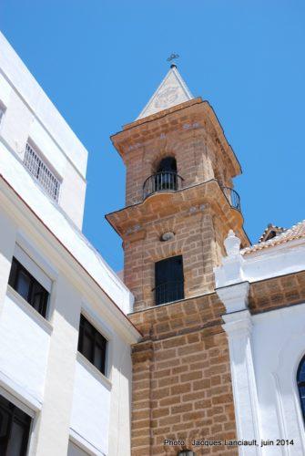 Iglseia de la Nuestra Señora de la Palma, Cádiz, Andalousie, Espagne