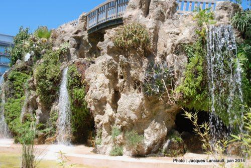 La Gruta, Parque Genovés, Cádiz, Andalousie, Espagne