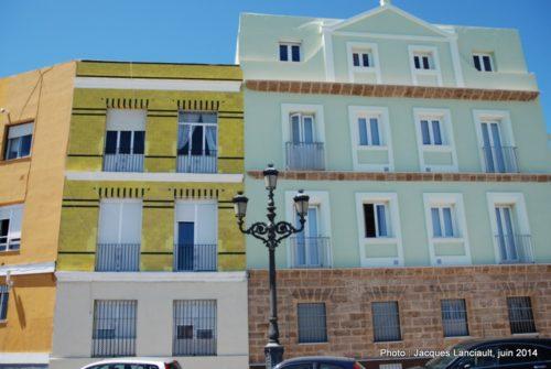 Cádiz, Andalousie, Espagne
