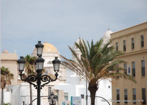 Cathédrale, Cádiz, Andalousie, Espagne