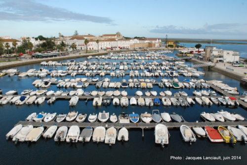 Marina, Faro, Portugal