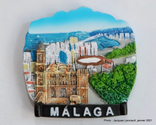 Malaga, Espagne