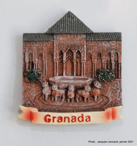 Grenade, Espagne