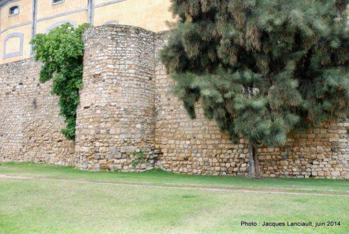 Murailles, Faro, Algarve, Portugal