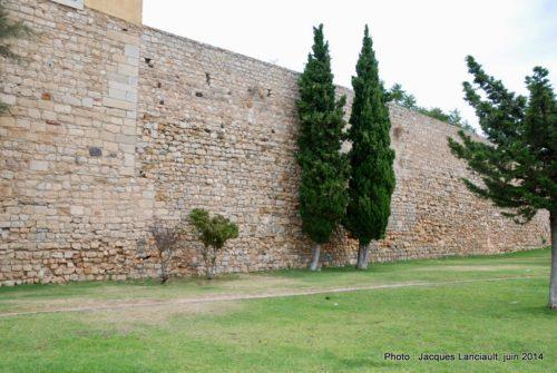 Remparts, Faro, Algarve, Portugal