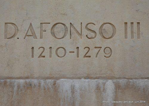 Dom Afonso III, Faro, Algarve, Portugal
