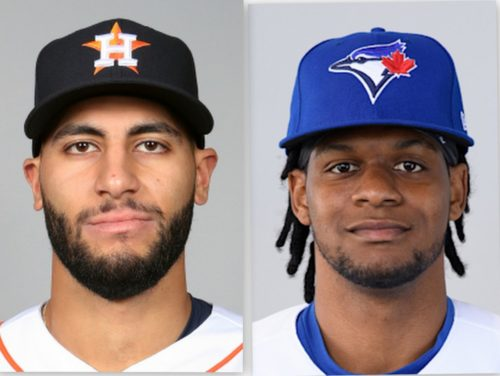 Abraham Toro-Hernandez (Astros de Houston), Otto Lopez (Blue Jays de Toronto