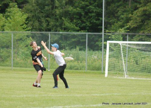 Ultimate Frisbee, La Présentation, Québec