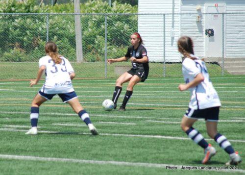24 juillet 2021 - Blainville c. Monteuil - Première ligue de soccer juvénile du Québec (UF13)