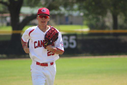 Joshua Jones, Équipe nationale junior du Canada