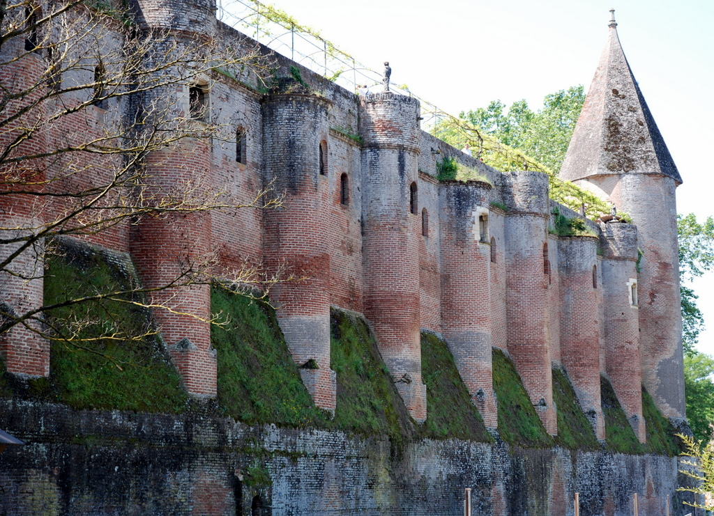 Fortifications, Albi, France