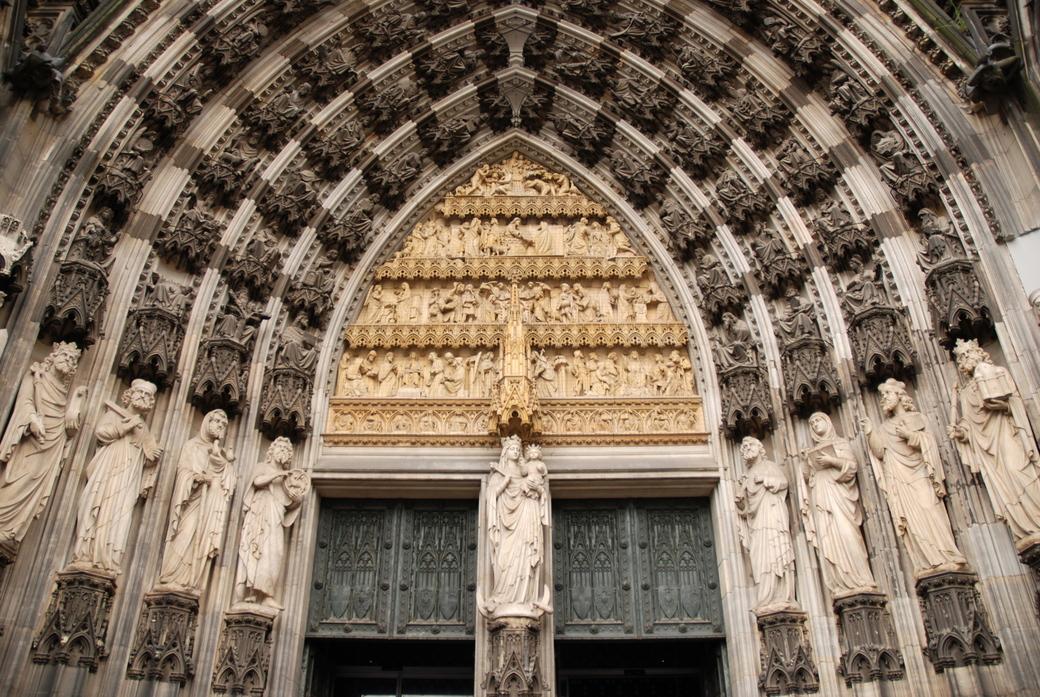 Cathédrale de Cologne, Cologne, Allemagne