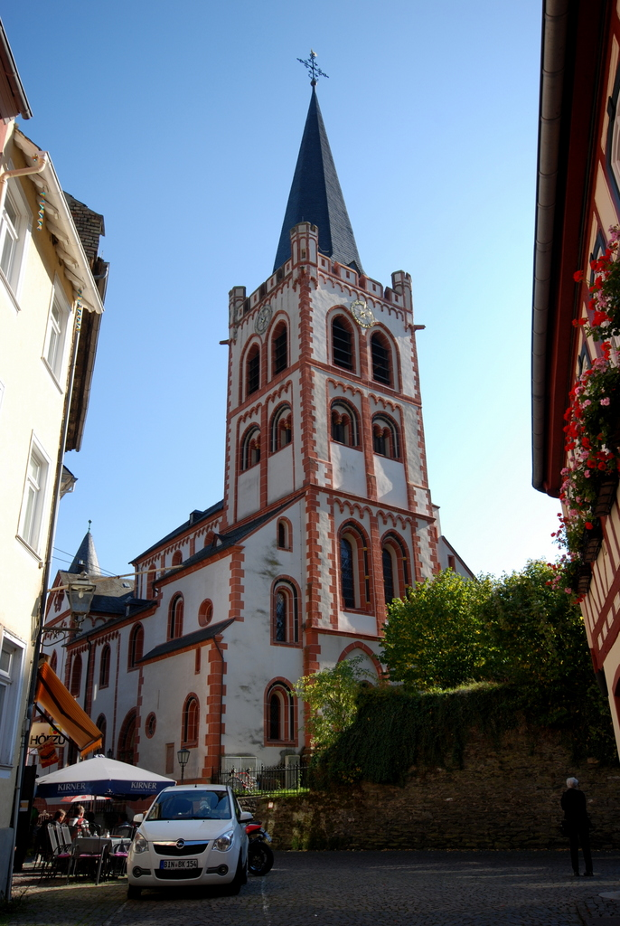 Bacharach, Allemagne