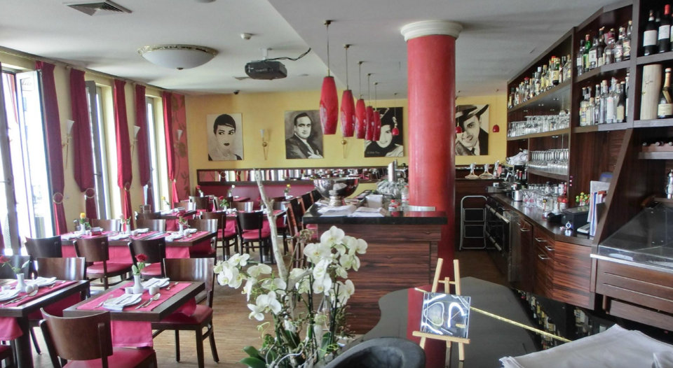 Restaurant Classico Italiano, Dresde, Saxe, Allemagne