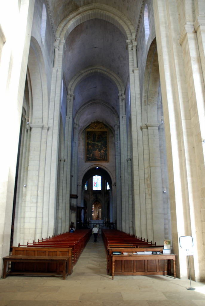 Église Saint-Trophime, Arles, France