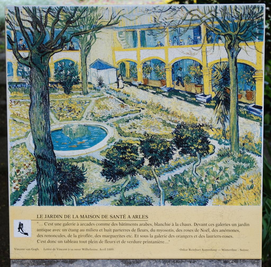 Dans les paysages de Van Gogh - JacquesLanciault.com ...