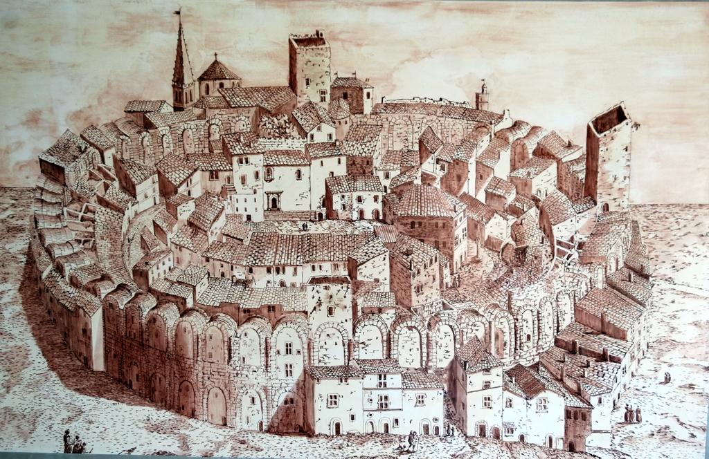 La Provence en 1164 (un peu d'histoire et de politique). ARDSC_1418