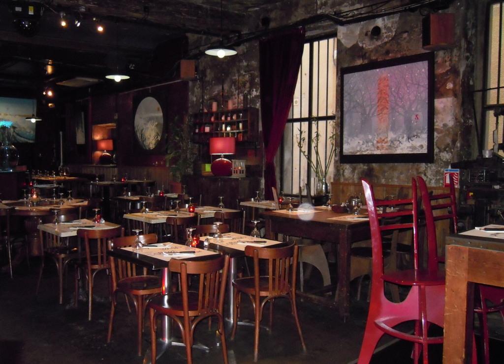Le Rh U00f4ne  Le Restaurant  U0026quot L U2019offset U0026quot   L U0026 39  U00e9lection D U0026 39 Un