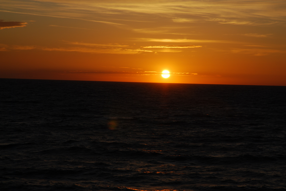 Une vue imprenable sur la ville de hvar - Quelle heure se couche le soleil ...