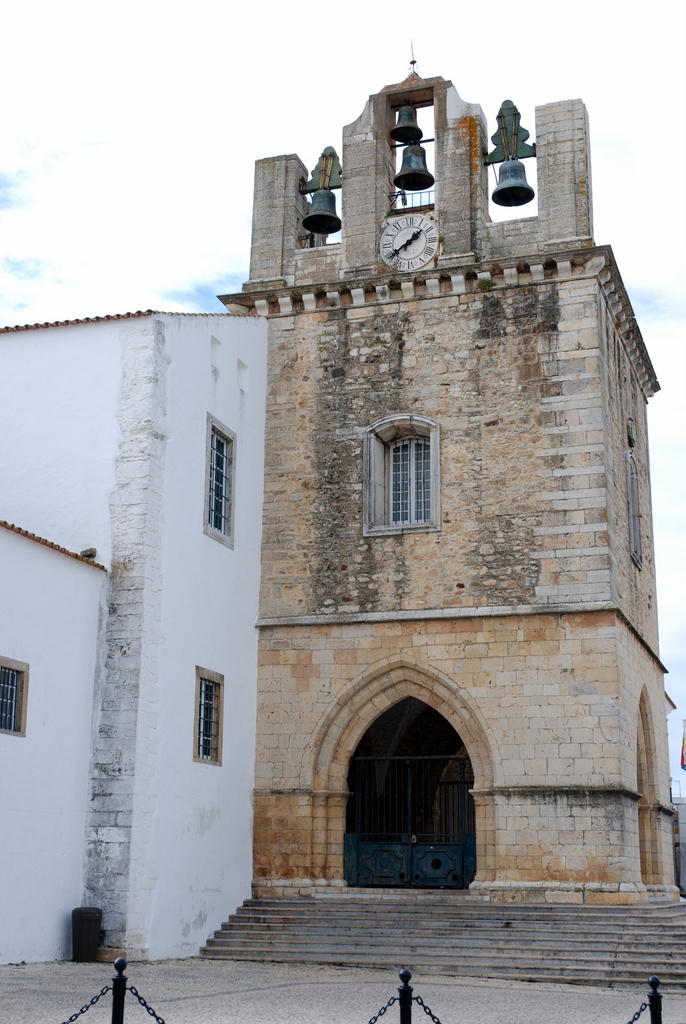 Cathédrale, Faro, Portugal