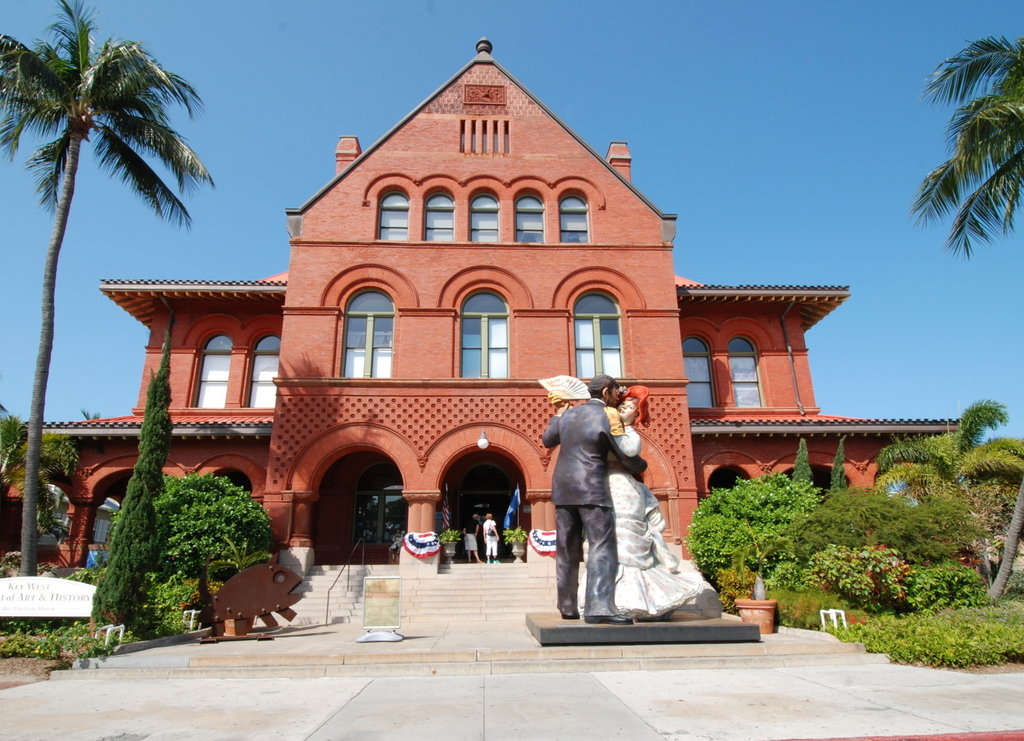 Museum of Art and History, Key West, Floride, États-Unis