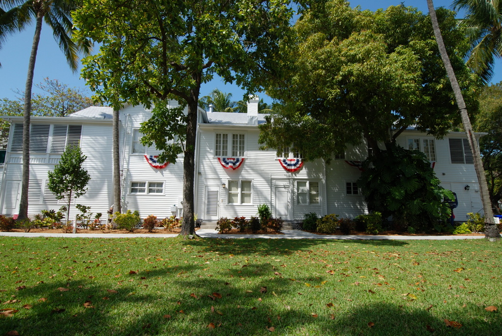 Harry's Truman Little White House, Key West, Floride, États-Unis