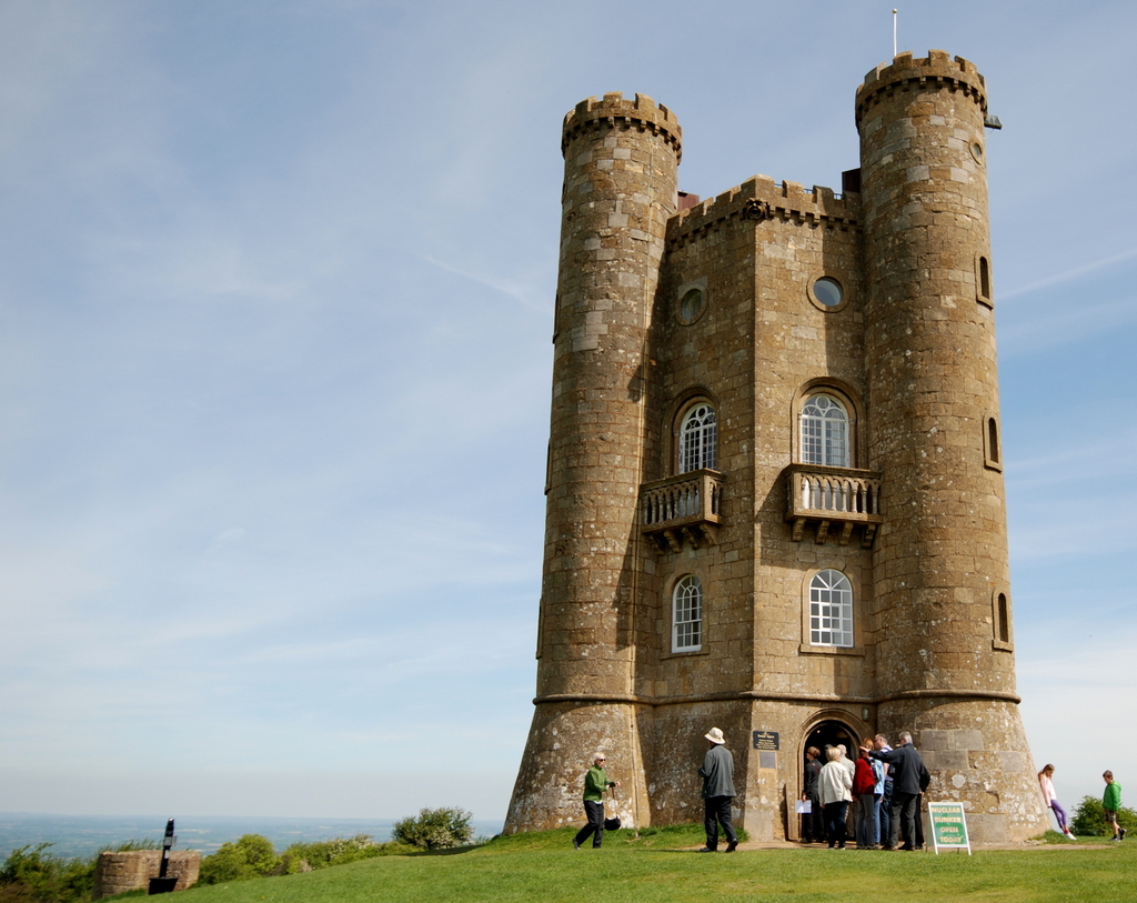 Tower Country Park, Broadway, Angleterre