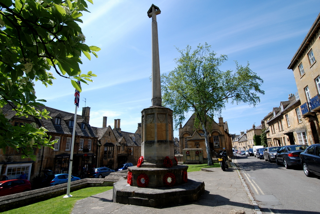 High Street, Chipping Campden, Cotswold, Grande-Bretagne
