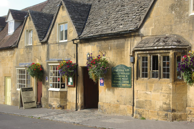 Eight Bells, Chipping Campden, Cotswold, Grande-Bretagne