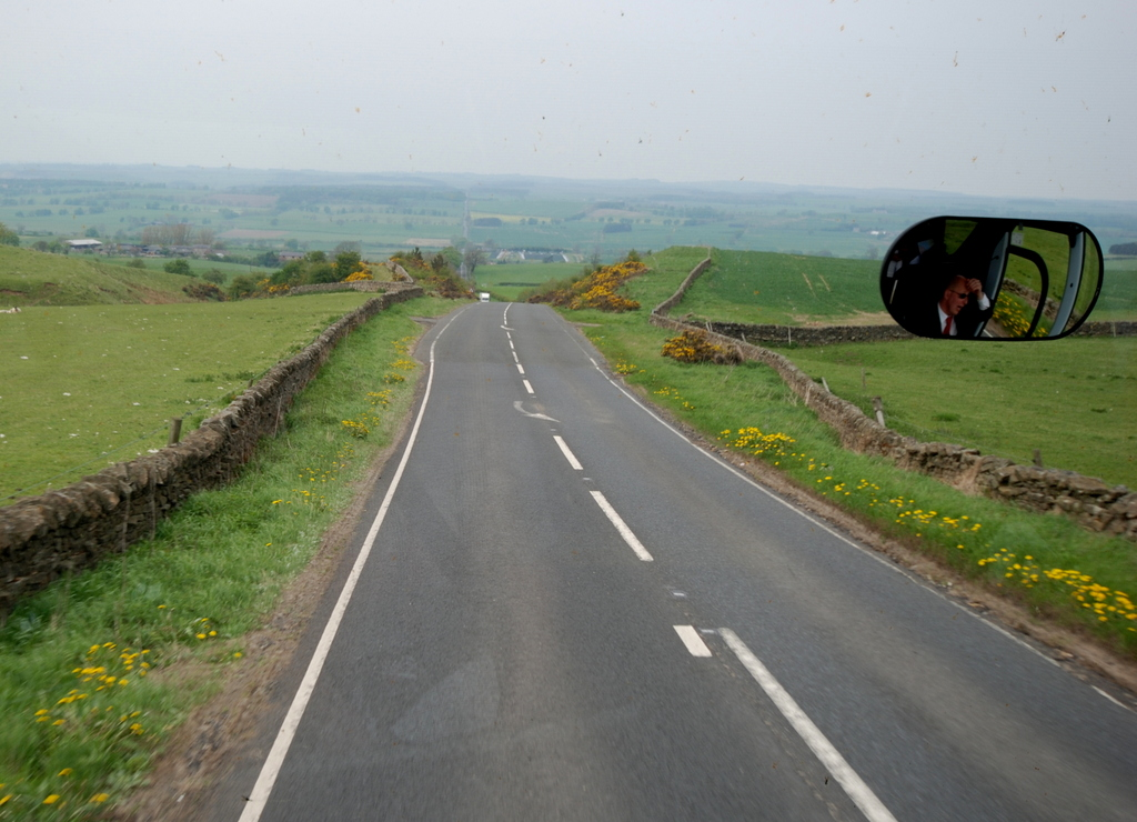 Route A68, Angleterre, Royaume-Uni