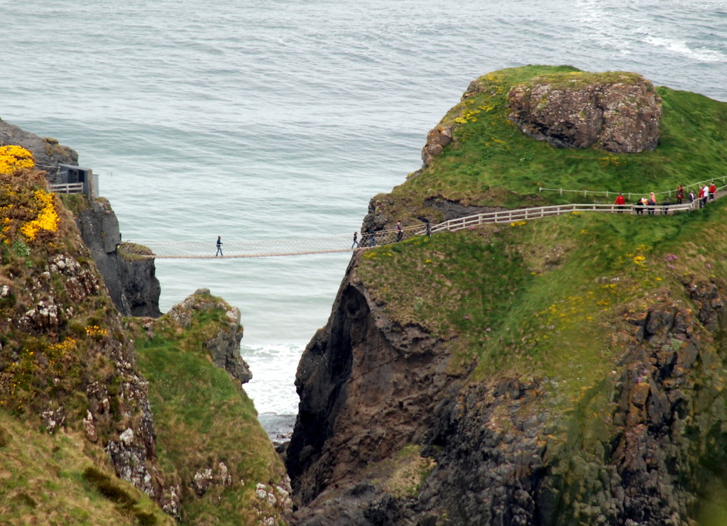 Carrick-a-Rede, Irlande du Nord, Royaume-Uni