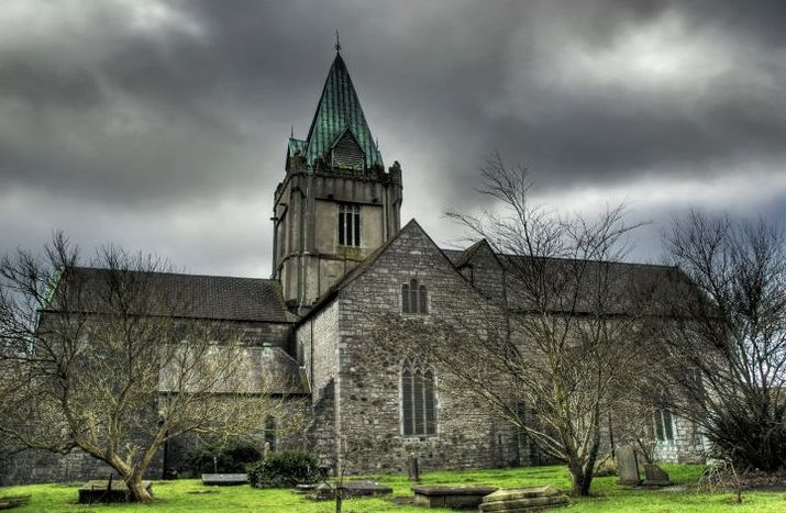 Church of St Nicholas, Galway, république d'Irlande