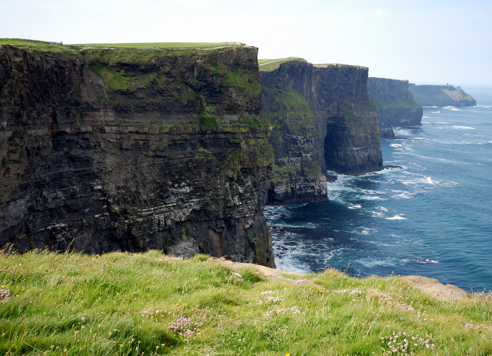 Cliffs of Moher, Comté de Clare, république d'Irlande