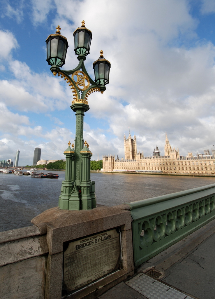 Westminster Bridge, Londres, Angleterre, Royaume-Uni