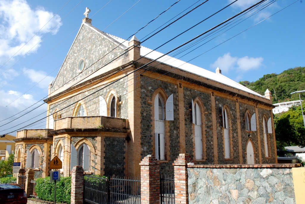 Cathedral Church of All Saints, Charlotte Amalie, Îles Vierges des États-Unis